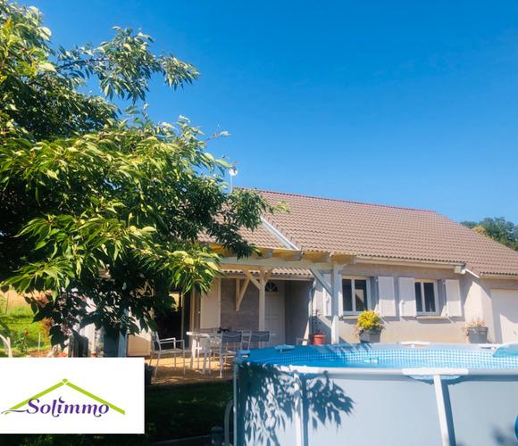 Vente Maison 5 pièces 100m² Belmont-Tramonet (73330) - photo