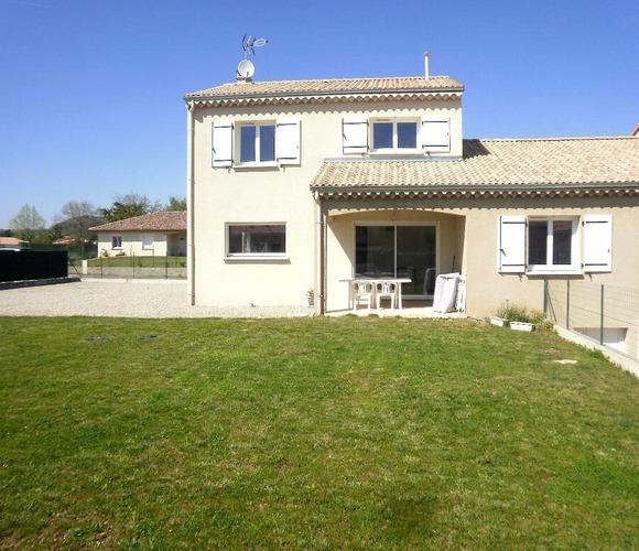 Vente Maison 6 pièces 109m² Mours-Saint-Eusèbe (26540) - photo
