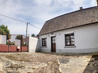 Vente Maison 6 pièces 87m² Beaurainville (62990) - photo
