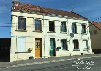 Sale House 4 rooms 73m² Auchy-lès-Hesdin (62770) - photo
