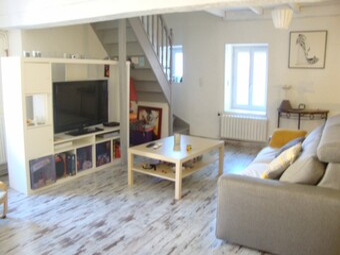 Vente Maison 3 pièces 110m² Saint-Georges-d'Espéranche (38790) - photo 2