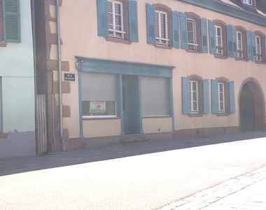 Location Local commercial 2 pièces 25m² Villé (67220) - photo