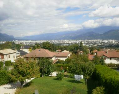Renting Apartment 2 rooms 42m² Seyssins (38180) - photo