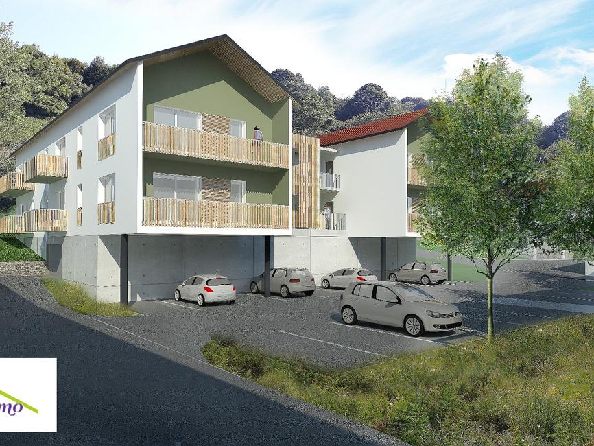 Vente Appartement 2 pièces 49m² La Tour-du-Pin (38110) - photo