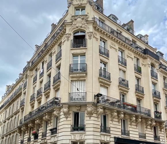 Vente Appartement 1 pièce 14m² Paris 10 (75010) - photo