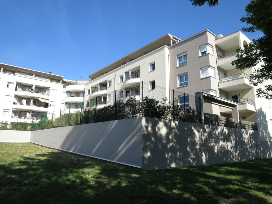 Location Appartement 3 pièces 62m² Saint-Martin-d'Hères (38400) - photo