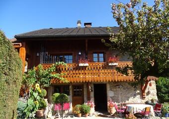 Vente Maison / Chalet / Ferme 8 pièces 185m² Viuz-en-Sallaz (74250) - Photo 1
