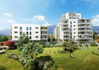 Vente Appartement 4 pièces 85m² Eybens (38320) - Photo 1