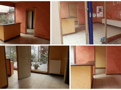 Location Local commercial 3 pièces 28m² Dax (40100) - photo