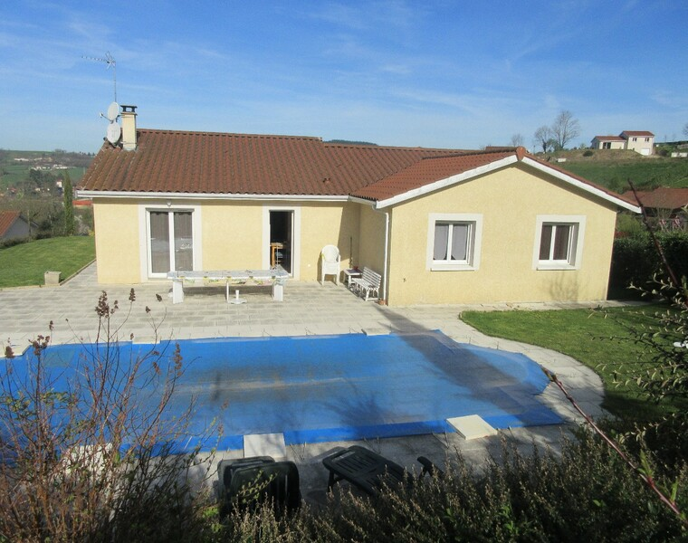 Vente Maison 7 pièces 270m² Amplepuis (69550) - photo