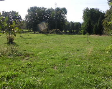 Vente Terrain 1 280m² La Tour-du-Pin (38110) - photo