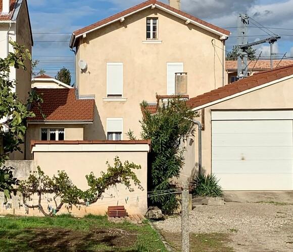 Vente Maison 6 pièces 130m² Romans-sur-Isère (26100) - photo