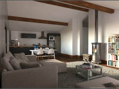 Sale Apartment 4 rooms 83m² MORILLON - photo