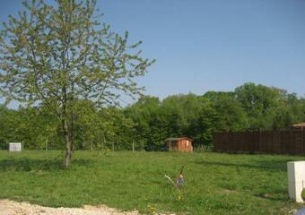 Vente Terrain 820m² AXE LURE BELFORT - photo