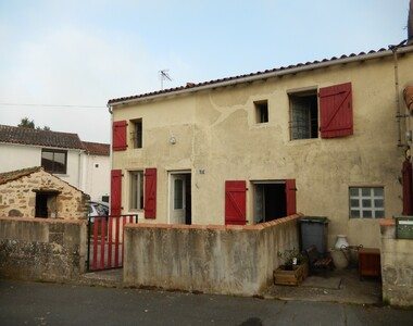Vente Maison 3 pièces 60m² Parthenay (79200) - photo