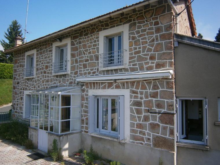 Vente Maison 95m² Cours-la-Ville (69470) - photo