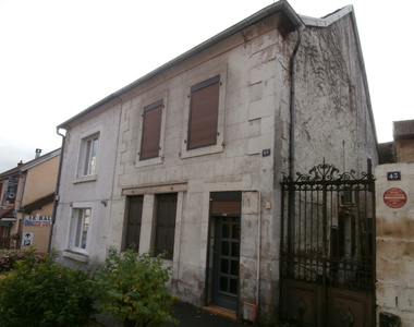Sale House 4 rooms 100m² LUXEUIL LES BAINS - photo