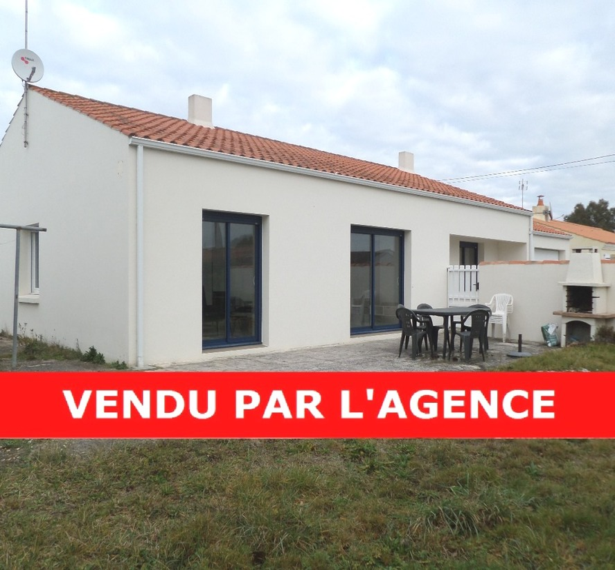 Vente Maison 5 pièces 109m² L' Île-d'Olonne (85340) - photo