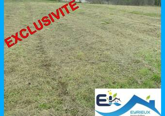 Vente Terrain 1 000m² Saint-Fortunat-sur-Eyrieux (07360) - photo
