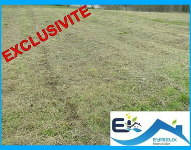 Sale Land 1 000m² Saint-Fortunat-sur-Eyrieux (07360) - photo
