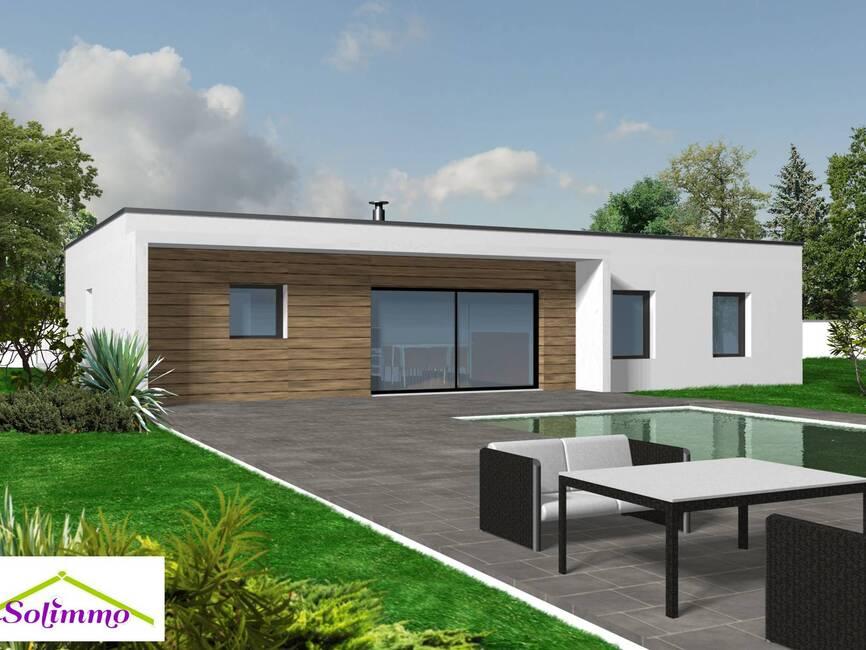 Vente Maison 4 pièces 104m² Saint-Ondras (38490) - photo