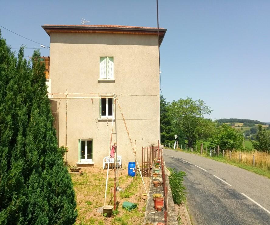 Vente Maison 8 pièces 187m² Thizy (69240) - photo