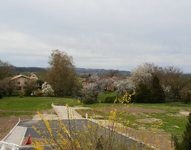 Vente Terrain 1 000m² Bourgoin-Jallieu (38300) - photo