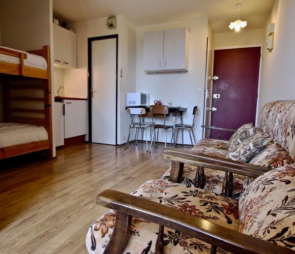 Vente Appartement 1 pièce 23m² Chamrousse (38410) - photo