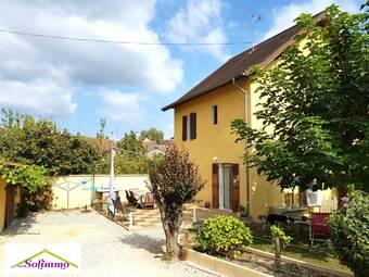 Vente Maison 5 pièces 98m² Saint-Genix-sur-Guiers (73240) - photo