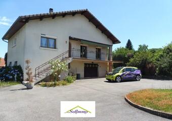 Vente Maison 7 pièces 125m² Saint-André-le-Gaz (38490) - Photo 1
