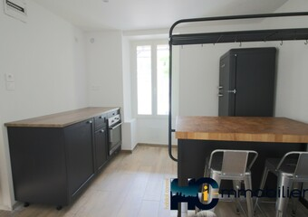 Location Appartement 1 pièce 19m² Chagny (71150) - Photo 1