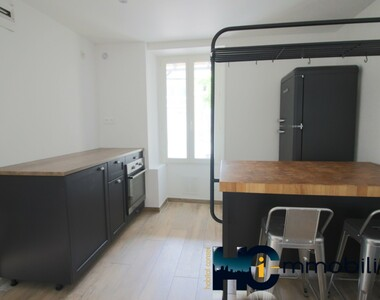 Location Appartement 1 pièce 19m² Chagny (71150) - photo