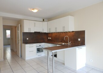 Renting Apartment 4 rooms 96m² Grenoble (38000) - photo