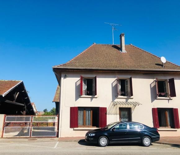 Vente Maison 5 pièces 130m² Les Abrets (38490) - photo