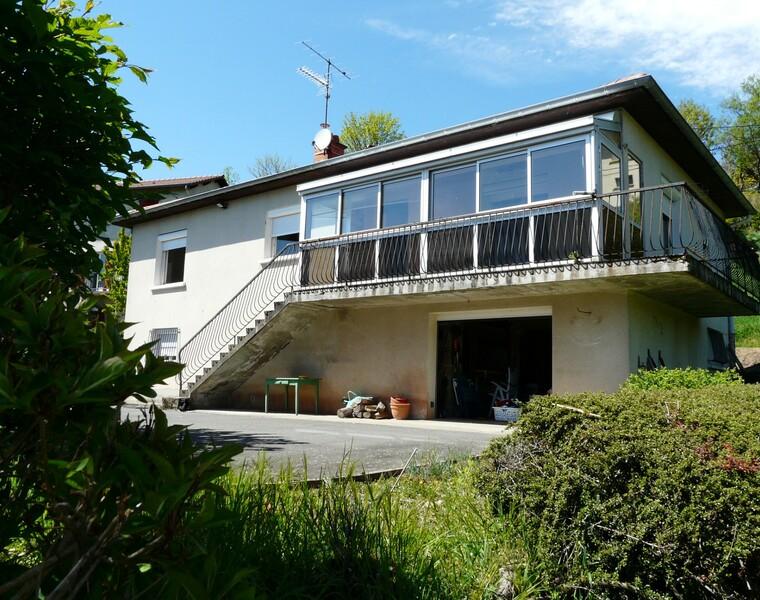 Vente Maison 7 pièces 120m² Le Cergne (42460) - photo