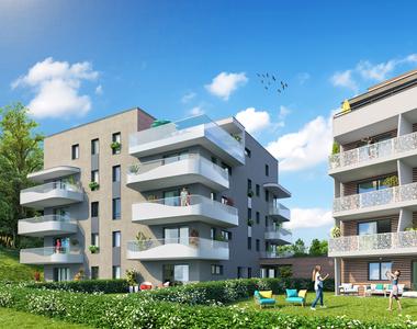 Vente Appartement 4 pièces 82m² Voiron (38500) - photo