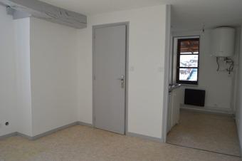Vente Appartement 1 pièce 21m² La Côte-Saint-André (38260) - photo