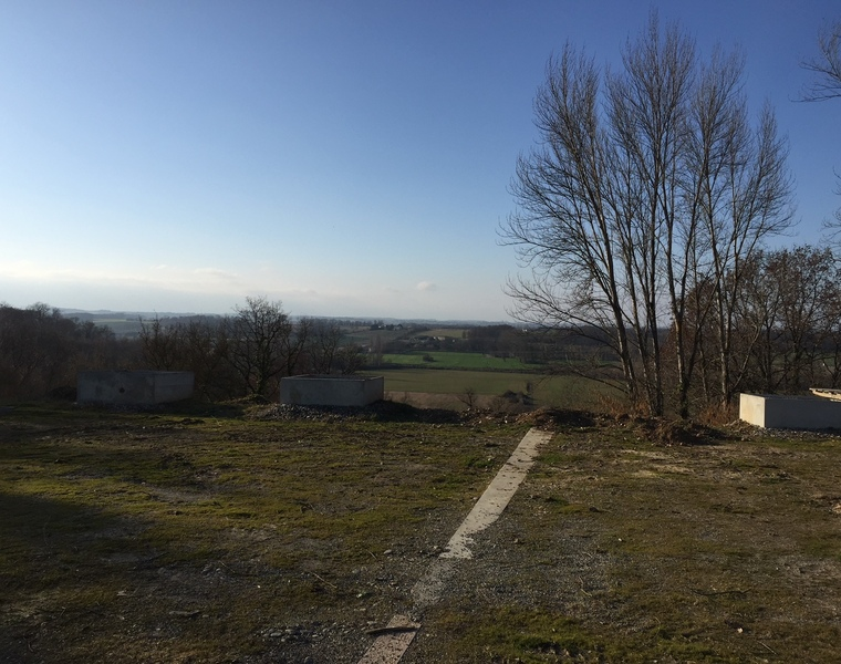 Vente Terrain 274m² SECTEUR RIEUMES - photo