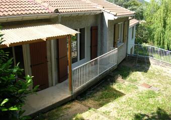 Location Maison 4 pièces 90m² Rochemaure (07400) - Photo 1
