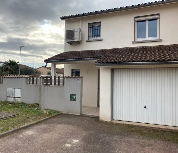 Vente Maison 4 pièces 86m² Bourg-de-Péage (26300) - photo