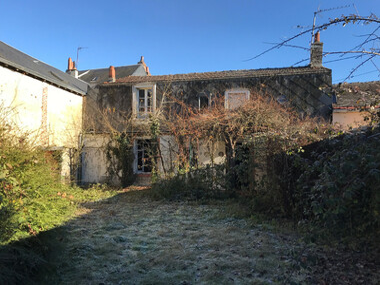 Vente Maison 3 pièces 78m² Aubigny-sur-Nère (18700) - photo