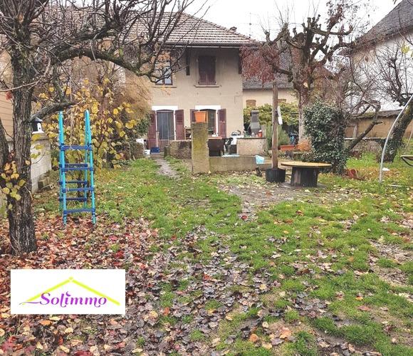 Vente Maison 6 pièces 120m² Les Abrets (38490) - photo