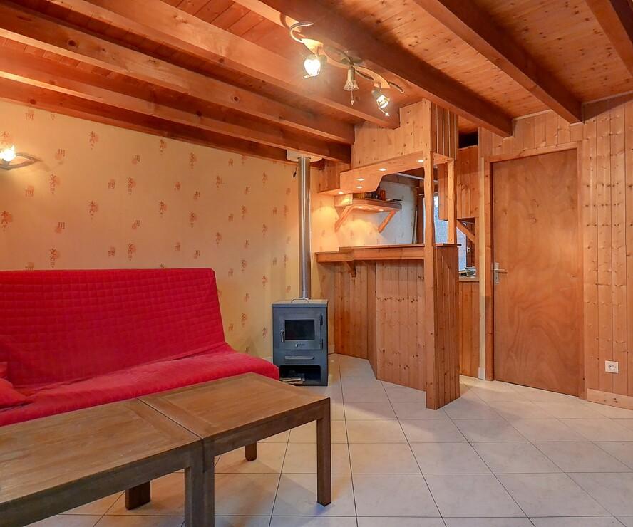 Vente Appartement 1 pièce 25m² Saint-Jeoire (74490) - photo
