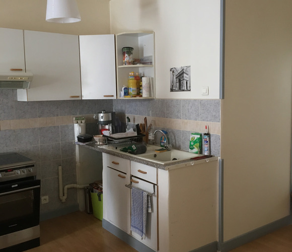 Vente Appartement 2 pièces 48m² Crest (26400) - photo