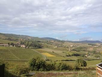 Vente Terrain 970m² Le Bois-d'Oingt (69620) - photo