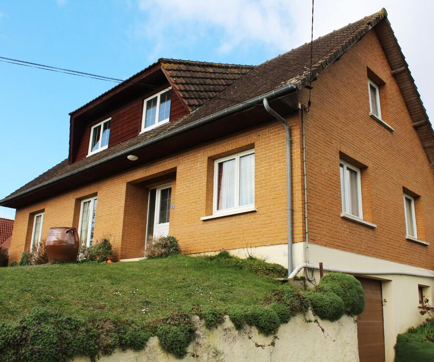 Vente Maison 7 pièces 128m² Maintenay (62870) - photo
