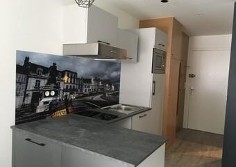 Vente Appartement 2 pièces 31m² La Rochelle (17000)