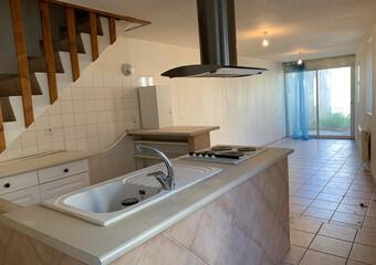 Location Maison 3 pièces 50m² Sauzet (26740) - photo