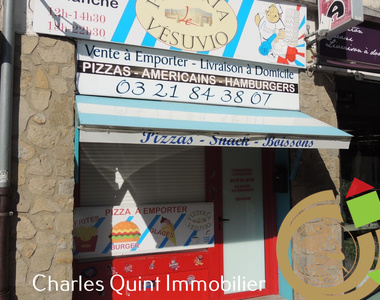Vente Local commercial 3 pièces 37m² Étaples sur Mer (62630) - photo