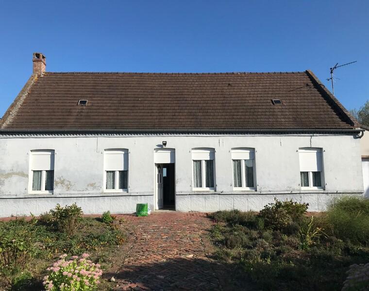 Vente Maison 5 pièces 103m² Robecq (62350) - photo